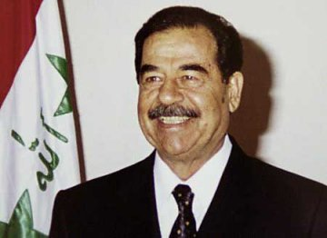 Les chrétiens d'Irak Saddam
